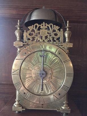 1610 Harvie Lantern Clock