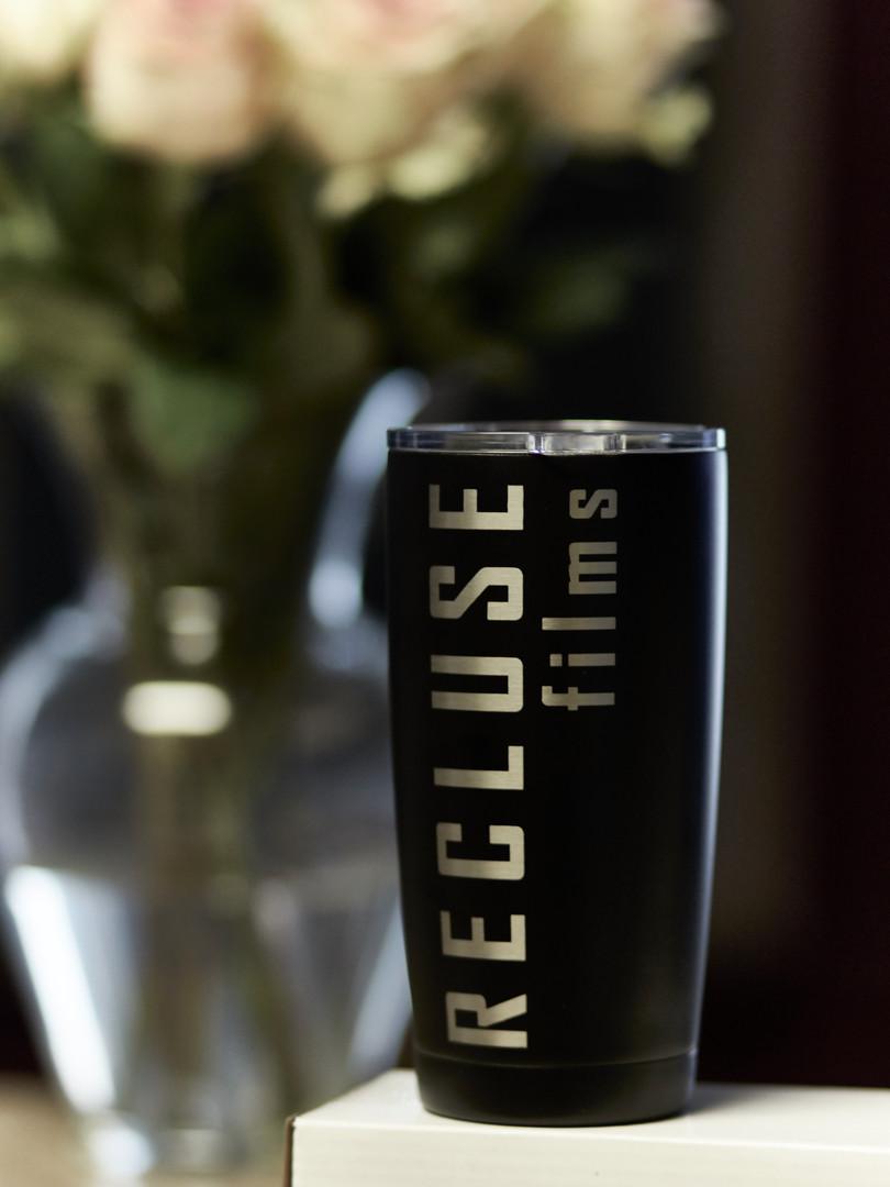 Recluse Travel Mug