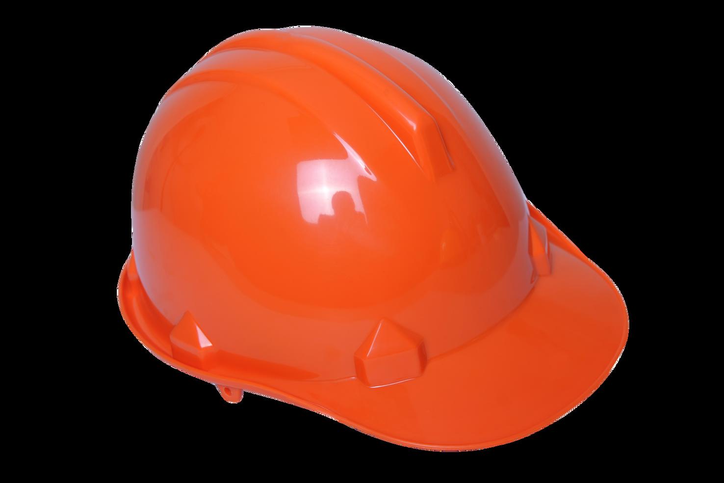Hardhat orange