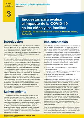 Practitioner guidance paper_Conacmi_Espa