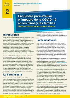 Practitioner guidance paper_CINDI_Espano
