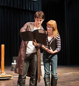 Acteurs Lecture Script