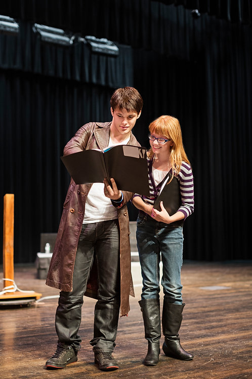 Acting: Monologues & Scenes