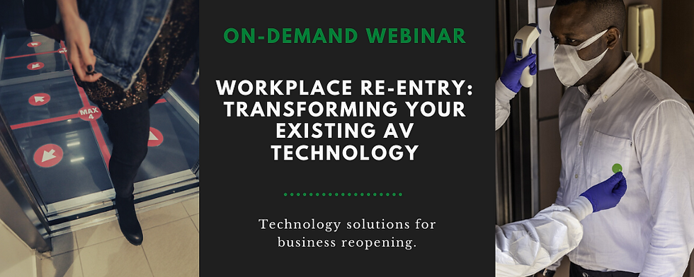 Website Webinar Replay  - Workplace re-e