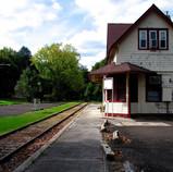 Churchville Train Station