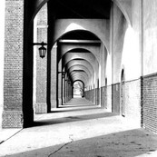 Franklin Field Arches