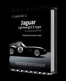 Book on Jaguar E-type