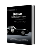 Book on Jaguar E-type