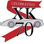 XK70 Jaguar Festival logo