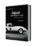 Jaguar E-type book