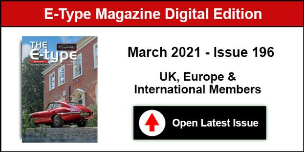 E-type club latest digital magazine