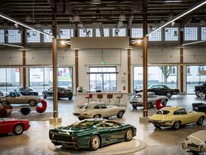 Jaguar LR Classic Center -Karl-Heinz Wiebusch