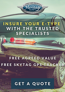 Classic car insuarance specialist