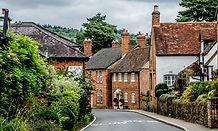 Main Road in Shere, Surrey
