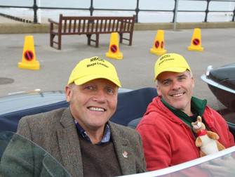 Round Britain Coastal Drive 2016 - Stages 15 - 18