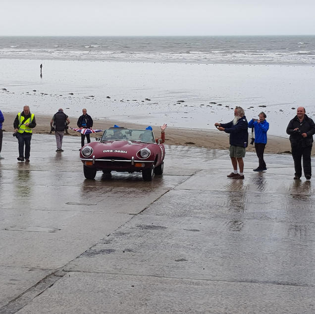 Stage 1 - Pendine Sands