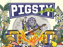 PigSty in July