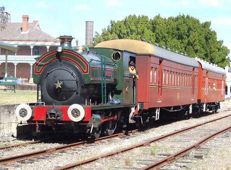 Passionate Volunteers Celebrate Hunter's Rich Rail History