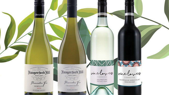 Organic and Preservative Free Wines