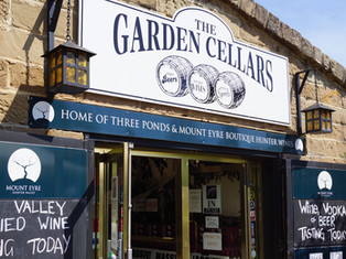 THE GARDEN CELLARS