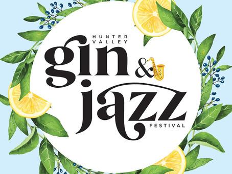Hunter Valley Gin & Jazz Festival