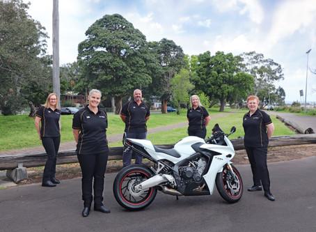 Spot 'Joe Rider' across the Hunter Region this October and win!