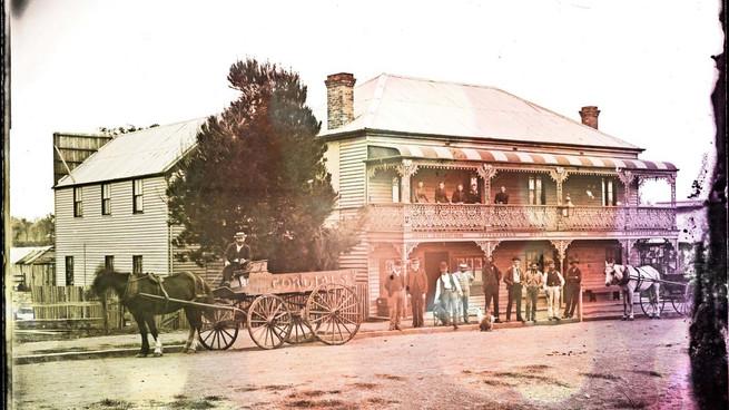 Tattersall's Pub - A Little Piece of History in Greta