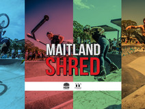 Maitland Youth Invited to Shred For Skate Competition