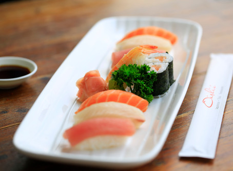 Deliciously Fresh Seven Day Dining at OISHII