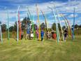 5. Mistletoe Wines Sculpture Garden & Pokolbin Fine Art Gallery
