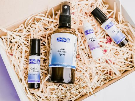 De-Stress with Bella Oils