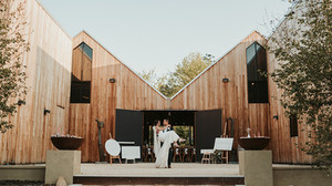 Idyllic Wedding Venue Exudes Natural Beauty
