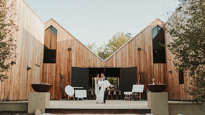 Idyllic Wedding Venue Exudes Natural Beauty