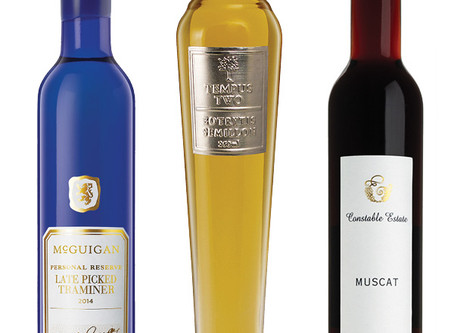 Top Dessert Wine Picks