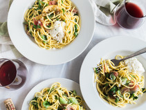 BELLISSIMO - Pasta + Wine Unite for Winning Winter Dining