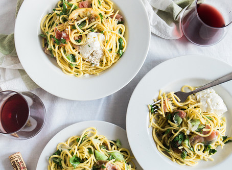 BELLISSIMO - Pasta + Wine Unite for Winning Winter Dining