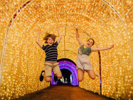 Light Up Your Life at Christmas Lights Spectacular!