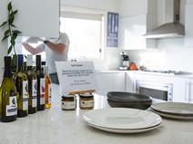 Interactive Twist on Degustation Dining