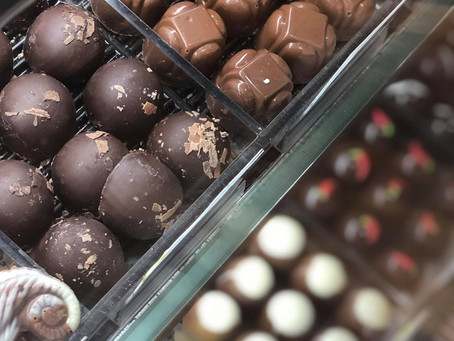 Get Your Hands on Some Exquisitely Fresh Chocolate