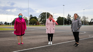 Maitland Netball Courts To Receive Second Round Of Upgrades