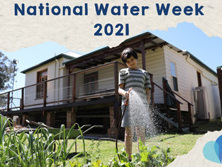 Second annual 'Love Water Day' to celebrate National Water Week