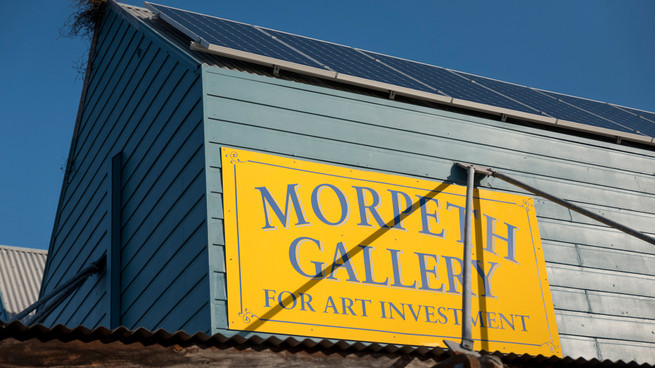 Put a Local in Your Pocket and Find... Morpeth Gallery