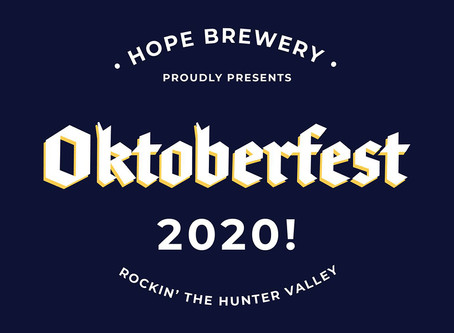Oktoberfest at Hope Estate