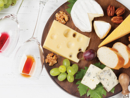 CHEESE & WINE - Yes Please!