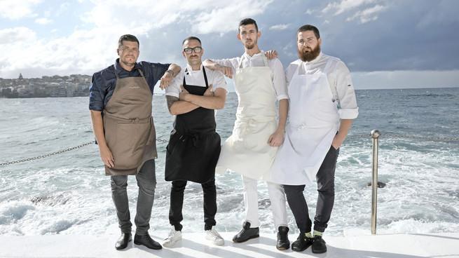 Hunter Culinary Association Food Fight