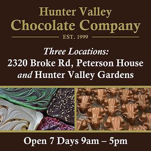 Hunter Valey Chocolate Company