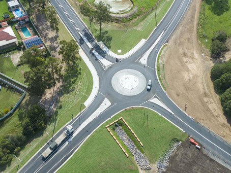 Strong draft budget with over $12 million for roads