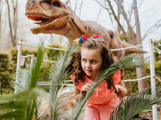 Watch Out! There's Dinosaurs About