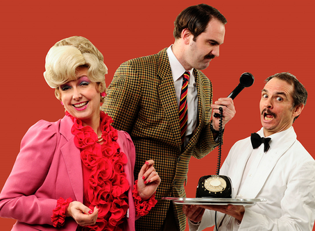 The Faulty Towers Dining Experience