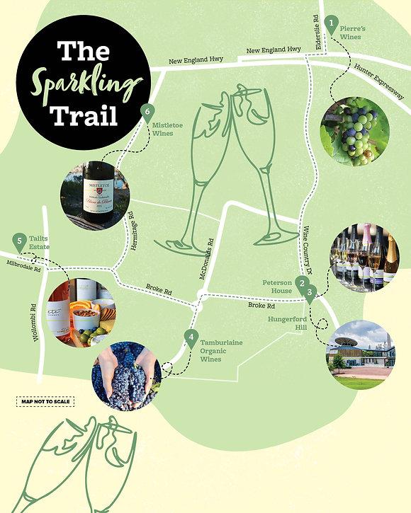 Wine & Dine Sparkling Trail